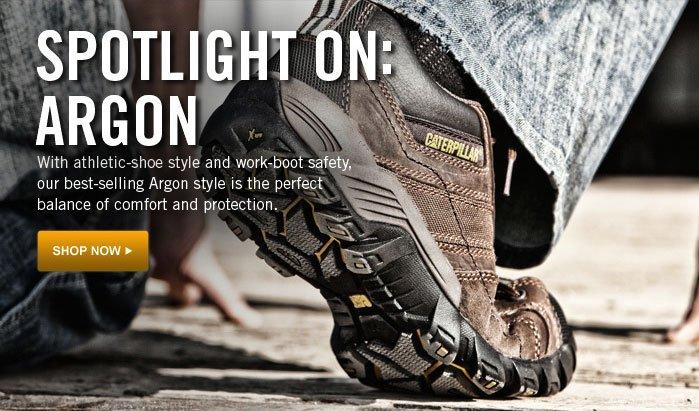 Spot Light On:  Argon Shop Now