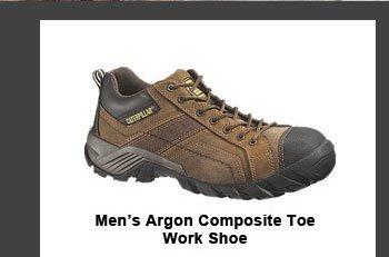 Men's Argon Composite Toe Work Shoe