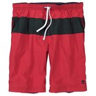 Men's Color Block Board Short