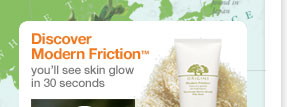 Discover Modern Friction you will see skin glow in 30 seconds