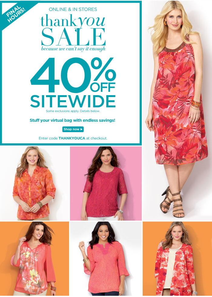 40% off Sitewide! Shop Now