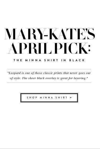 Minna Shirt