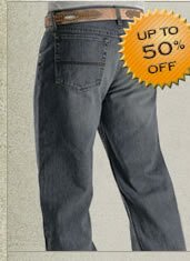 All Men's Jeans on Sale