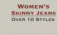 Shop All Womens Skinny Jeans