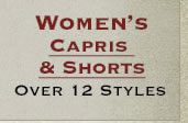 Shop All Womens Capris and Shorts