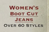 Shop All Womens Boot Cut Jeans