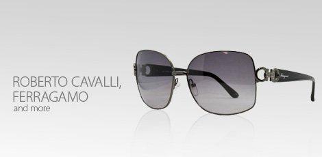 Cavalli and Ferragamo