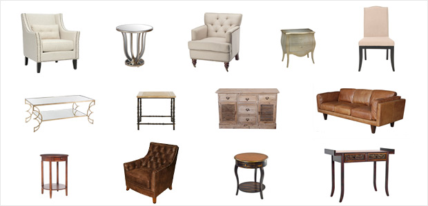 Buyers' Picks: Top 50 Furniture Accents
