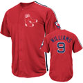 Ted Williams Boston Red Sox Majestic Cooperstown Crosstown Rivalry Player Jersey