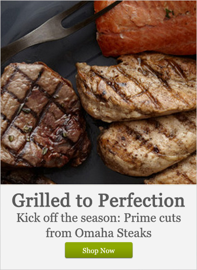 Grilled to Perfection - Shop Now