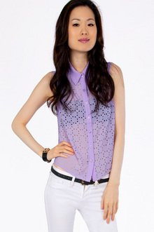 Frankly Bubbly Blouse $37