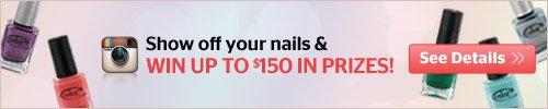 Folica Nails Instagram Contest
