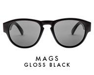 Mags Gloss Black