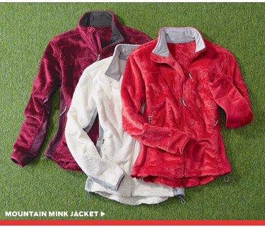 Mountain Mink Jacket ›