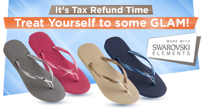It's Tax Refund Time. Treat Yourself to Some GLAM!