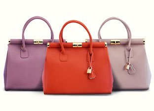 H&S Handbags Made in Italy