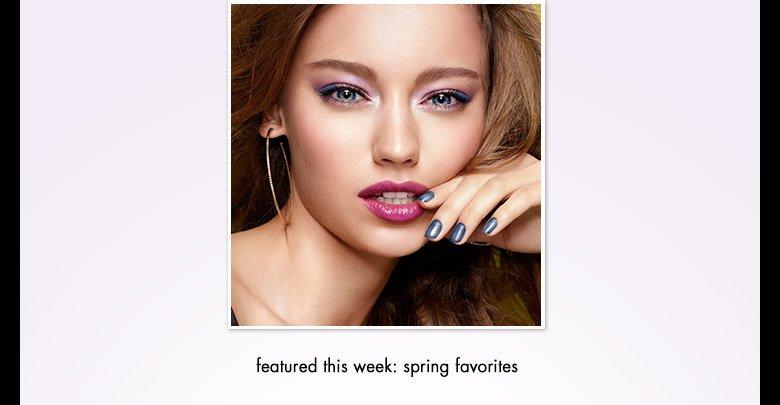 featured this week: springfavorites