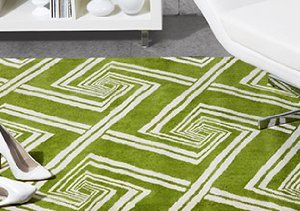 DESIGNER RUGS FROM SHINE BY S.H.O.