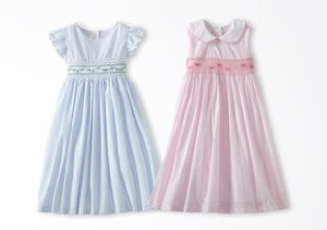 SHOP BY COLOR: PASTEL AND WHITE DRESSES FOR GIRLS
