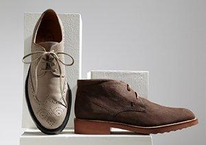 DESIGNER DEALS: FOOTWEAR FROM TOD'S, PRADA & MORE