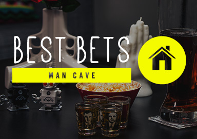 Shop Best Bets: Man Cave
