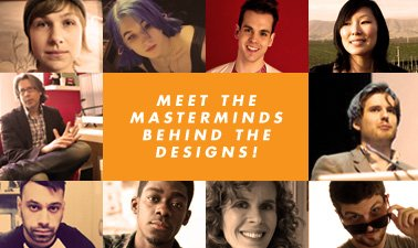 Meet the masterminds behind the designs