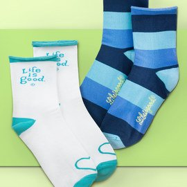 Life is good® Socks