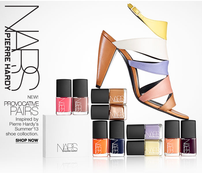 NARS Pierre Hardy - Provocative Pairs.