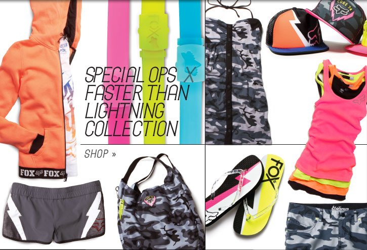 Shop Girls Special Ops & Faster Than Lightning Collection
