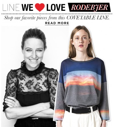 Read All About Our Latest Obsession, Rodebjer