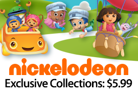 Nickelodeon - Exclusive Collections: $5.99