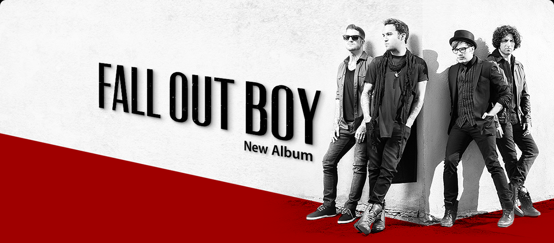 Fall Out Boy - New Album