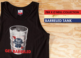 Shop O'Neill X PBR Collection!