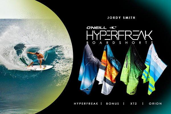 O'Neill Summer Hyperfreaks are here!