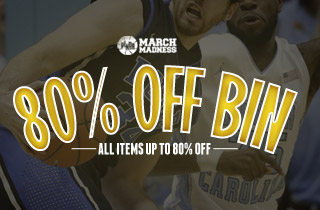 80% Off Bin