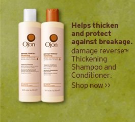 helps  thicken and protect against breakage damage reverse Thickening Shampoo  and Conditioner Shop now
