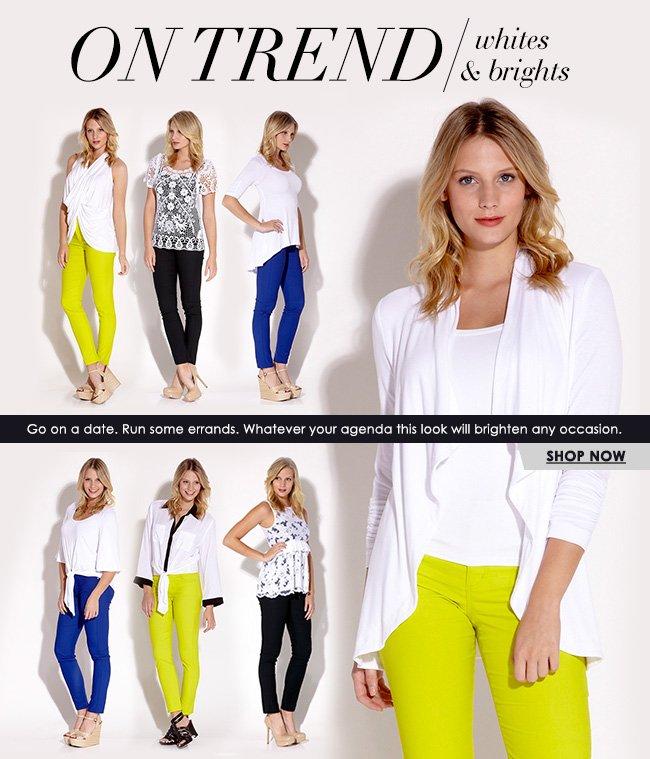 White & Brights
