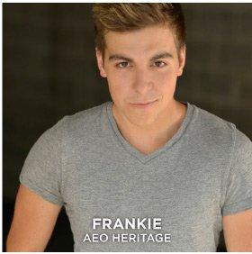 Frankie | AEO Heritage