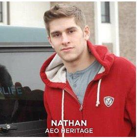 Nathan | AEO Heritage