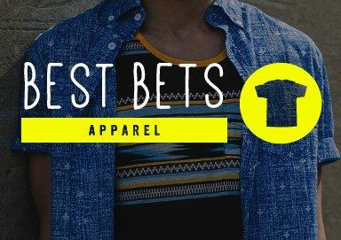 Shop Best Bets: Apparel