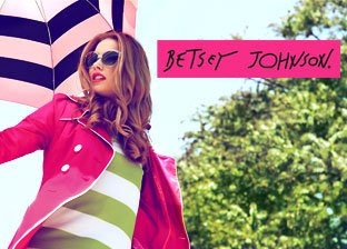 Betsey Johnson Spring Outerwear