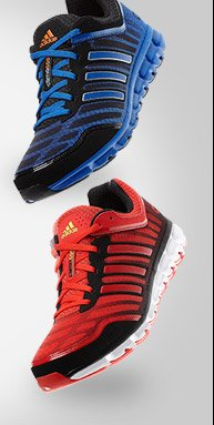 Shop Men's Climacool Running Shoes »