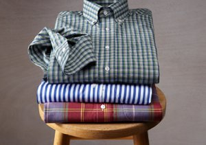 Kenneth Gordon: Sportshirts for Spring