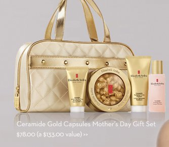 Ceramide Gold Capsules Mother's Day Gift Set. $78.00 (a $133.00 value).