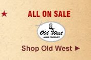 All Old West Boots on Sale