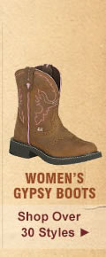 Womens Gypsy Boots on Sale