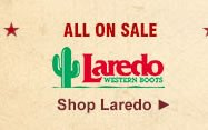 All Laredo Boots on Sale