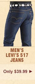 All Mens Levis 517 Jeans on Sale