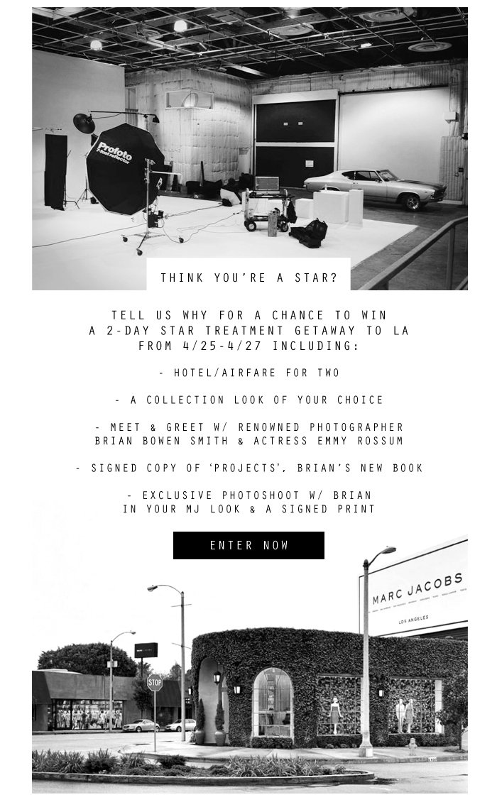 World of Marc Jacobs | Win a Trip to LA