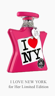 I Love New York for Her Limited Edition
